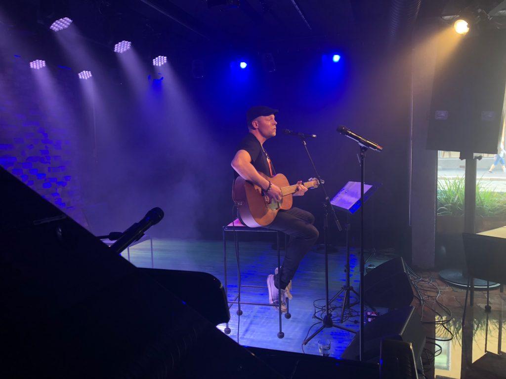 Sami Karu G-LiveLab keikalta 11.7.2018