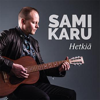 Sami Karu CD kansi